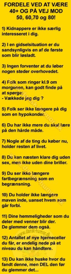 Fordele ved at være Sprog, Funny Signs, Things To Know, Make Me Smile, Wise Words, Haha, Singing, Entertaining, Sayings