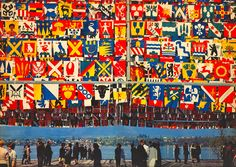 L'EXPO 64 Flags