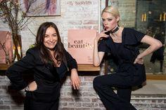 Sienna Miller, Toni Garrn, and More Celebrate Wendy Rowe's Book Eat Beautiful