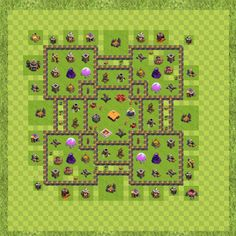 War Base Town Hall Level 9 By Simant (The Tailor TH 9 Layout)