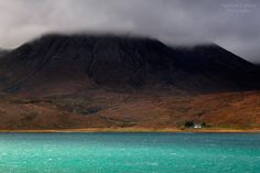 Storm brewing on the Isle of Skye