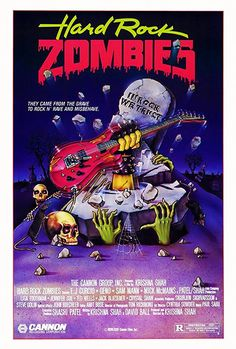 #Movie #HardRockZombies Hard Rock Zombies - Horror Movie: Synopsis: A hard rock band travels to the tiny and remote town of Grand Guignol…