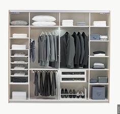 A chacun son dressing ! - page 2 - Dressing, rangements, chambre, décoration, aménagement