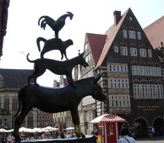 The Bremen Town Musicians | Notes In The Margin