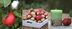Kotimaisen omenan tuoksua!