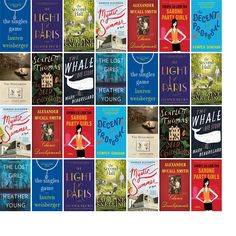 """Wednesday, July 13, 2016: The Brookfield Library has two new bestsellers and nine other new books in the Literature & Fiction section.   The new titles this week include """"The Singles Game,"""" """"The Light of Paris,"""" and """"The Second Half: A Novel."""""""