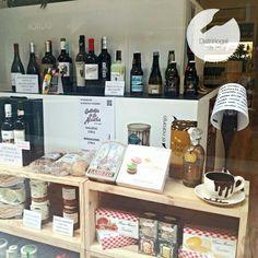 Como nos gusta ver nuestros productos en las mejores tiendas! ;) Ya tenéis disponible #Bombonor en El Naranjo Gourmet - #Logroño - #larioja