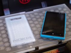 We've taken the file for the Nokia Lumia 820 custom removable shell and optimized it to work with the MakerBot Replicator 2 Desktop 3D Printer. It's an awesome shell that fits great!