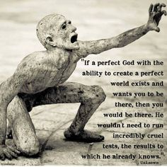 This is the confusion of religion that is exposed by the growing number of individuals finding religion no longer a credible guide to human existance.