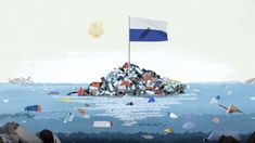Petition launched to recognise Great Pacific Garbage Patch as a country