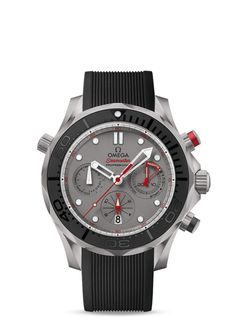 Omega Seamaster Co-Axial Chronograph 44 mm