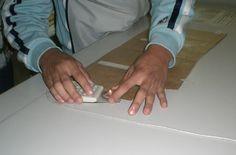 Mesa de digitalização de moldes facilita a modelagem
