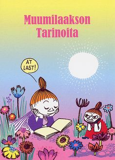 FUCK YEAH MOOMINS Tove Jansson, Little My Moomin, Moomin Wallpaper, Moomin Valley, Irish Crochet, Cute Illustration, Troll, Fairy Tales, Kawaii
