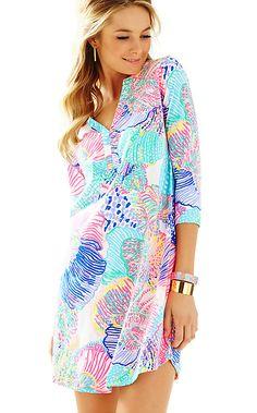 20417 - Ali V-Neck T-Shirt Dress