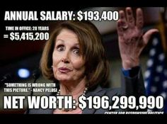 House Minority Leader Nancy Pelosi hinted at using subpoena power to negotiate with President Trump if Democrats retake the House in the midterm elections. Liberal Hypocrisy, Liberal Logic, Politicians, Six Feet Under, Thing 1, Political Views, Political Topics, Political Corruption, Sarcasm