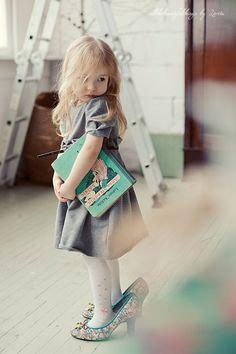 stylish kids photoshoot ideas!