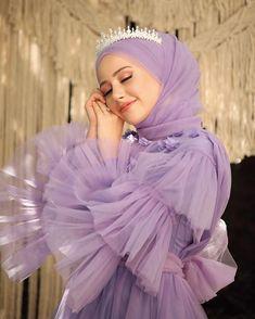 Hijab Prom Dress, Muslimah Wedding Dress, Hijab Evening Dress, Muslim Wedding Dresses, Muslim Brides, Wedding Dress Sleeves, Dream Wedding Dresses, I Dress, Bridal Dresses