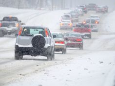Everything You Need to Know About Winter Driving