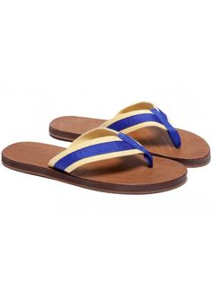 Unless you are on a beach or in the shower, flip flops are a no-go! Not even when they appear as cute as these!