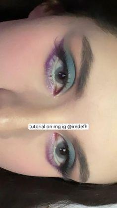 Natural Eye Makeup, Makeup For Brown Eyes, Natural Beauty, Makeup Art, Beauty Makeup, Grunge Makeup, Makeup Step By Step, Eyeshadow Looks, Gorgeous Makeup