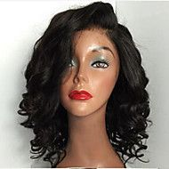 "HOT!! Short Brazilian Virgin Hair Full Lace Wigs Human Hair Wigs 8""-30"" Curly Lace Front Wigs – USD $ 80.99"
