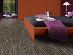 Balterio: Fineline Serit Laminat Parke – Oak Strip Brown