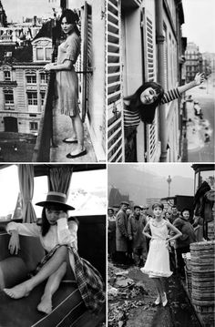 The Clothes Horse: Style Crush: Anna Karina