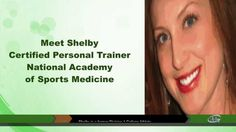 Shelby believes that fitness is an integral part of living a long and happy life and as a personal trainer, it's her goal to make exercising fun, exciting and challenging. Her passion grew from helping clients reach their goals through hard work and dedication, thereby improving the quality of their life. Not wanting to 'count reps' Shelby wants to coach, teach, motivate and lead.