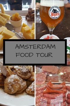 What will we eat in Amsterdam? That's how we came to take an Amsterdam Food Tour to discover that there is more to Dutch food than cheese. Dutch Cheese, A Food, Food And Drink, Amsterdam Food, Dutch Apple, Dutch Food, Did You Eat, Dutch Recipes, Kitchens