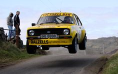 Ford Escort mark II rally car   | WRC Rally School @ http://www.globalracingschools.com
