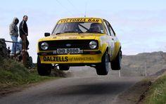 Ford Escort mark II rally car     WRC Rally School @ http://www.globalracingschools.com