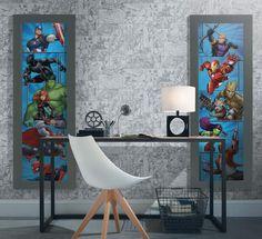 comic marvel disney papier gris york peint tapeta strip gray panouri decorative uswalldecor