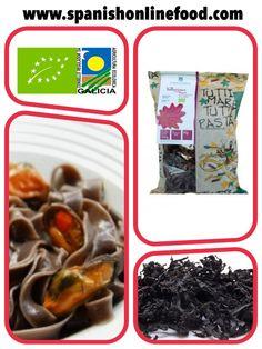 Tallarines con Alga Nori. www.spanishonlinefood.com/es/ecologicos/algas-ecologicas/tallarines-con-nori.html Nori Tagliatelle. www.spanishonlinefood.com/en/organic/organic-seaweed/nori-tagliatelle.html  Nudeln Nori. www.spanishonlinefood.com/de/oko/organic-seaweed/nudeln-mit-nori.html  Nouilles Nori www.spanishonlinefood.com/fr/bio/organic-seaweed/nori-tagliatelle.html  #Sof #Nori #Algas #Ecológico #SpanishFood #Spain #Seaweed #Natural #Organic #Bio #Spanien #Algen #Öko #Algues #Eco Spanish…