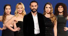 Las celebrities más solidarias, en la fiesta 'Cuida de ti'