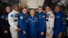 NASA Astronauts Complete Four-Year Effort to Upgrade the Batteries of the International Space Station's Power System Spacex News, Nasa Spacex, Spacex Launch, Earth Gravity, Johnson Space Center, Kennedy Space Center, Nasa Astronauts, International Space Station, Space Shuttle