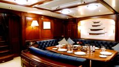 cool schooner interiors - Google Search