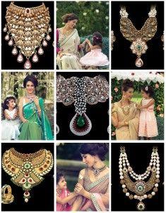 The Bride, Her Wedding Dress And Her Choice Of Jewellery... #tbztheoriginal