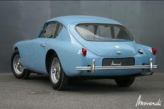 A Rare AC Aceca. A British car made from 1953-1963...