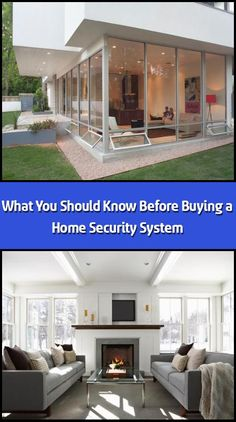 Security systems should be built around your needs and home design. Image Source: Luke Gibson Photography We hope you like the products we recommend. Best Home Security System, Wireless Security System, Security Companies, Large Homes, Home Buying, Decorating Ideas, United States, House Design, Mansions