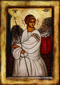 St. Michael White Angel | Азно