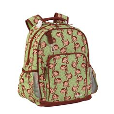 KidKraft Medium Backpack, Monkey ** Learn more by visiting the image link. (This is an Amazon Affiliate link and I receive a commission for the sales)