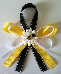 Bumble Bee Baby Shower Favors by littlecreationz on Etsy, $1.25