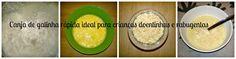 Fada do Lar: Canja de galinha rápida ideal para crianças doenti...