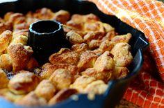 Pioneer Woman | Orange-Vanilla Monkey Bread Recipe