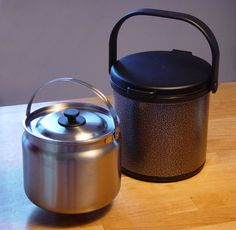 Nissan Thermal Chef - does the work of a crockpot with no energy at all. Must add one to our storage/camping gear.