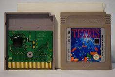 #Tetris Game Boy #gameboy #Nintendo Genuine Original #GB game boy PAL Japan 1989 ESP Nintendo Ds, Gameboy Pokemon, Nintendo Consoles, Pokemon Game Boy, Arcade, Tetris, Made In Japan, The Originals, Ebay