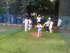 Cricket Summer Camp.