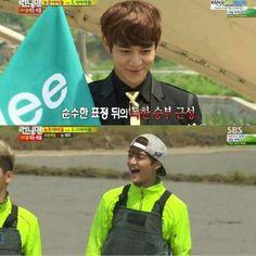 Choi Min Ho en Running Man