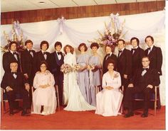 Donny and Debbie Osmond's wedding, May 8, 1978