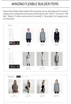 London Stars – Responsive WooCommerce Theme #webdesign - More Web Ideas at Stylendesigns.com!